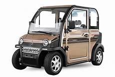 45 kmh auto 4 sitzer geco travel x4 4000w elektrische auto 45km h motorpromo
