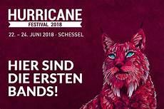 Hurricane Festival 2018 Die Ersten Bands Stehen