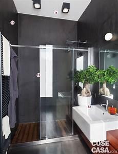 doccia in da letto una casa con il soggiorno open space diventa pi 249