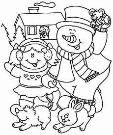 Colouring Sheets For Kindergarten Pdf Winter Coloring Pages For Kindergarten Coloring Home
