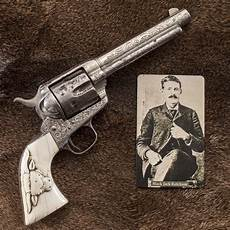 4 revolvers used by famous lawmen and outlaws of the old west outdoorhub