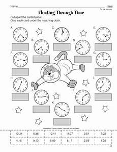 free time worksheets grade 4 3348 floating through time the mailbox school 3rd grade math worksheets 4th grade math