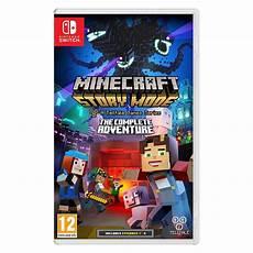 jeux sur la nintendo switch minecraft story mode switch jeux nintendo switch