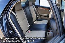 acura tl not type s 2004 2008 iggee s custom fit seat cover 13 colors ebay