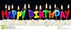 candele buon compleanno candele di buon compleanno immagine stock immagine di