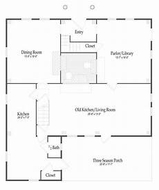 ground floor layout confessions of an antique home