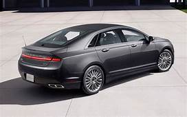 2013 Lincoln MKZ  New Cars Reviews