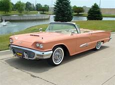 1959 T Bird Convertible