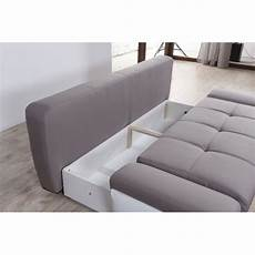 Canapé Lit Avec Rangement Canap 233 Lit Avec Coffre De Rangement Maison Et Mobilier D