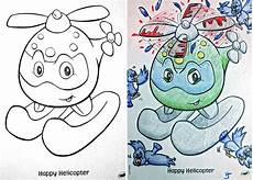adulti che colorano i libri per bambini cattivi cattivi