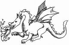 Ausmalbilder Drachen Drachen Ausmalbilder 123 Ausmalbilder