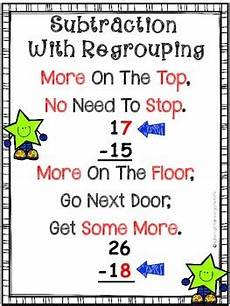 subtraction with regrouping by educating everyone 4 life tpt