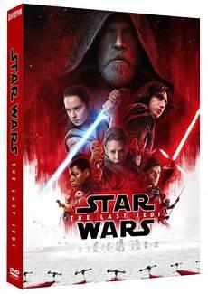 wars the last jedi dvd by whoviancriminal on