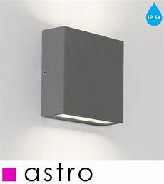 astro elis ip54 led outdoor wall up down light