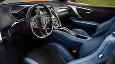 2019 acura nsx interior 4k wallpaper hd car wallpapers id 11055