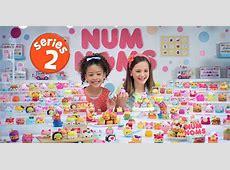 Num Noms serie 2: geuren van jouw favoriete snacks [recensie]