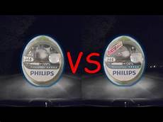 philips xtreme vision philips x treme vision 100 vs 130 comparsion
