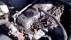 Mazda B2200 1984 With Mazda Perkins 2 2 Liter Diesel