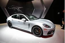 2017 Porsche Panamera Range Revealed Six New Models Added