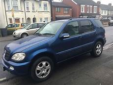 2002 mercedes ml 270 cdi automatic 7 seater in luton