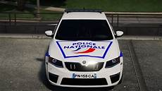 Texture Skoda Octavia Nationale Baro Team Modding