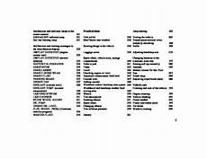 old car repair manuals 2000 mercedes benz clk class instrument cluster 2000 mercedes benz clk320 clk430 w208 owners manual