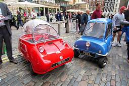 The Peel P50 Is Worlds Smallest And Cutest Electric