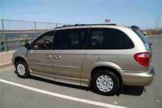 airbag deployment 2003 chrysler town country transmission control buy used 2003 chrysler town and country ims rvan wheelchair custom dropped infloor in staten