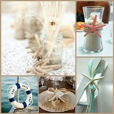 Decoration Table Mariage Plage