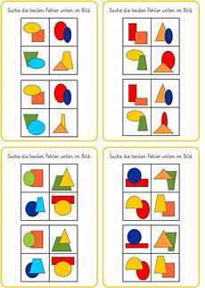 Malvorlagen Vorschule Kostenlos Testen Visuelle Wahrnehmung Fehler Finden 2 Wahrnehmung