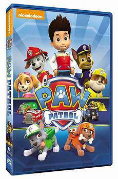 Paw Patrol Nickelodeon Malvorlagen Paw Patrol Coming To Dvd On May 13 Nickelodeon