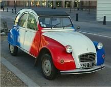 359 Old French Citroen CAR 2CV 经典汽车雪铁龙2简历 France Voiture