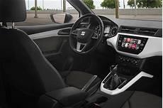 Seat Arona Xcellence Ausstattungsvarianten - seat arona 2019 practicality boot space dimensions