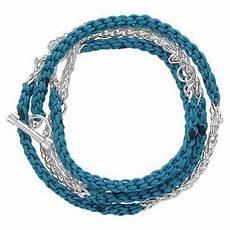 turquoise charm wrap bracelet bridal wedding rings links