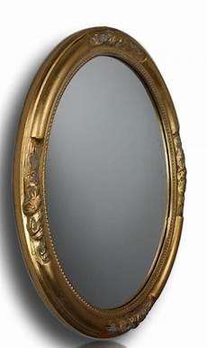 wand spiegel wandspiegel spiegel oval neu gold antik holz verzierungen