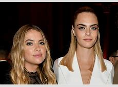ashley benson cara delevingne couple