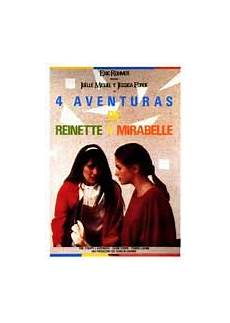 four adventures of reinette and mirabelle posters