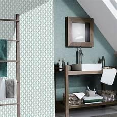 Rasch Bathroom Wallpaper by Rasch Triangle Stripe Pattern Kitchen Bathroom Vinyl