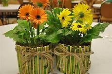 gerber daisies centerpieces wedding
