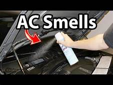 My Cars AC Smells Like Nail Polish  Yahoo Answers