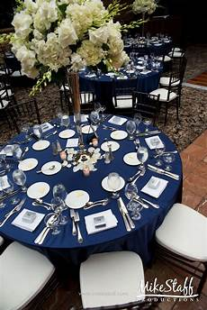 lawn and garden supplies navy blue and white wedding