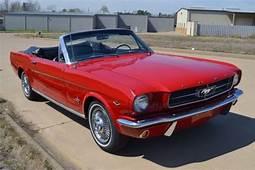1965 Mustang Convertible 64 1/2