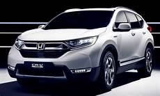 Honda Cr V 2018 Erste Fotos
