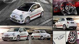 Fiat 595 Abarth 50th Anniversary 2014  Pictures