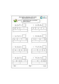 division worksheets how to 6207 year 2 maths worksheets age 6 7