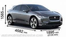 dimensions jaguar f pace dimensions of jaguar cars showing length width and height