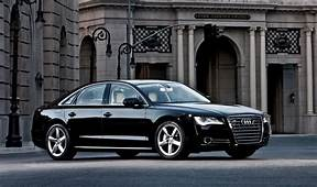 Speaking Of Understatements  2011 Audi A8 Review The