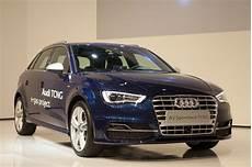 2013 Audi A3 Sportback E Gas Project Shows Carbon