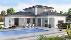 exemple maison moderne villa 120 m 178 sur terrain de 1000 m 178 66510 hippolyte