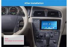 automotive service manuals 1999 volvo v70 navigation system car radio stereo fascia frame panel face cover trim kit for volvo s60 v70 xc70 ebay